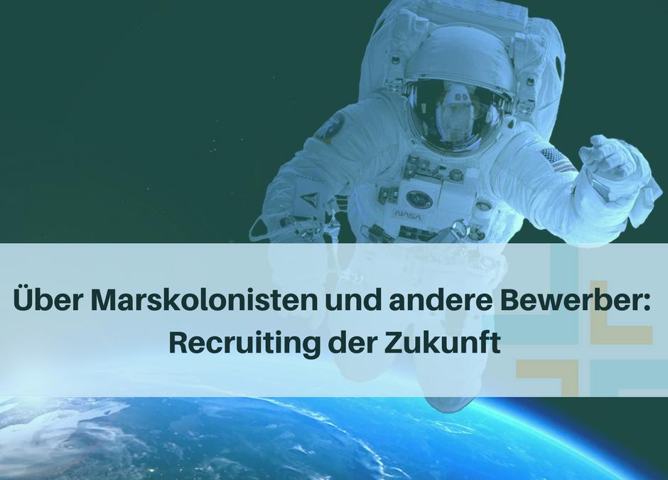 Recruiting der Zukunft