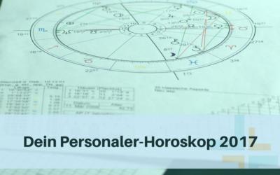 Dein Personaler-Horoskop 2017