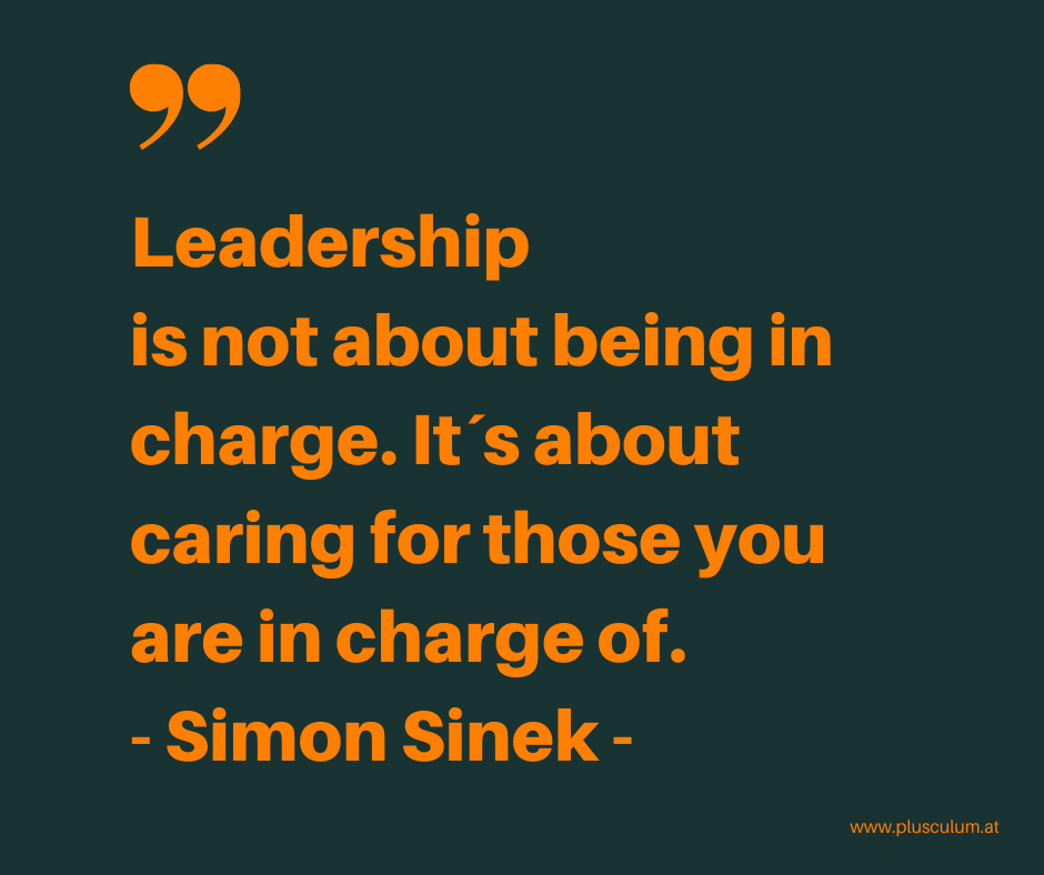 plusculum Simon Sinek Leadership